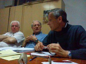 Bruno Grouès, Jean-Pierre Pascual, Gérard Marle